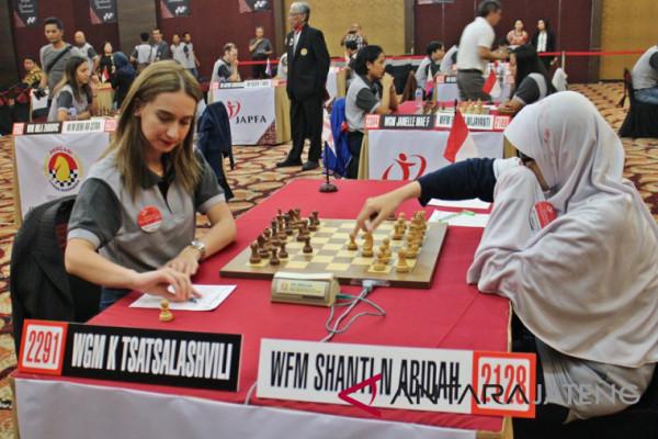 Pecatur asal 11 negara ikuti turnamen Japfa Grand Master & Women Grand Master 2018