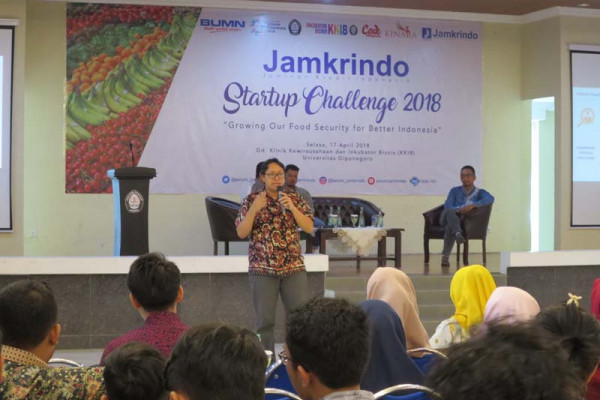 Mahasiswa Undip dituntut buka start-up