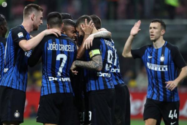 Klasemen akhir Liga Italia musim 2017/2018, dramatis Inter ke Liga Champions