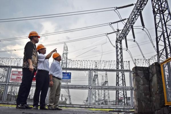 Kesiapan pasokan listrik