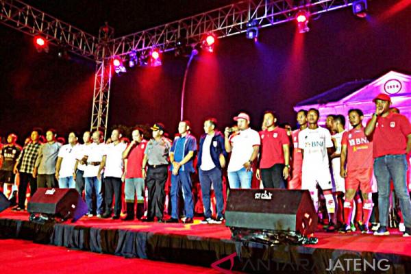 Tim Persis diluncurkan ikuti kompetisi Liga 2