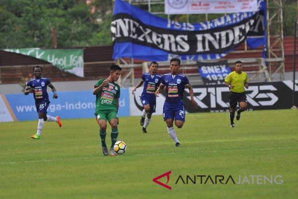 PSIS Semarang tundukkan PSMS Medan 4-1