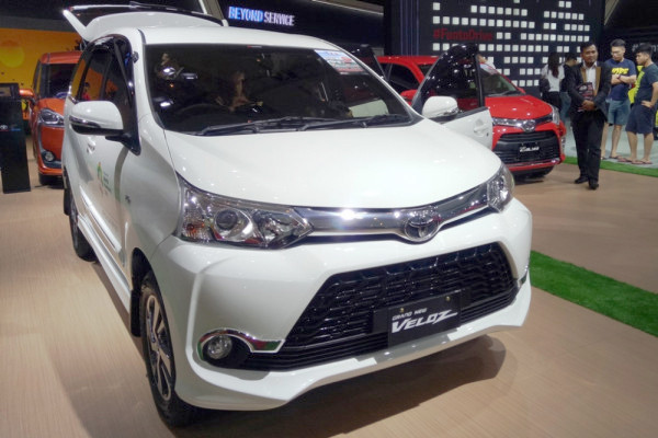 Toyota tawarkan diskon fantastis untuk Avanza