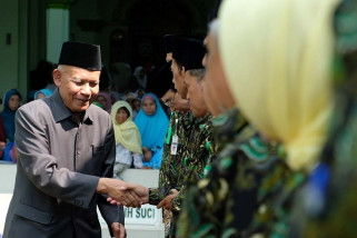 Kota Magelang miliki pengurus Badan Wakaf Indonesia