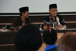 Syafii Maarif: Agama bukan untuk kepentingan pragmatisme