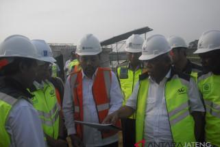 Arus mudik, Tol Pemalang-Semarang dibuka fungsional