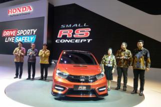 Pertama di dunia, Honda pamerkan Small RS Concept di Jakarta