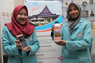 Dua mahasiswa UNS siap berkompetisi tingkat nasional