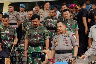 Tahun politik, Kapolri-Panglima TNI jamin kondusifitas usaha