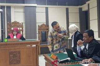 Mantan Kepala Perhutani Jateng diganjar 3 tahun penjara