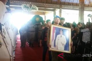 Eks Wali Kota Solo Slamet Suryanto berpulang
