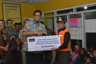 Bank Jateng bantu korban Banjarnegara Rp200 juta