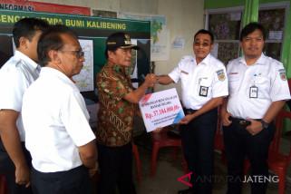 KAI salurkan bantuan untuk korban gempa Banjarnegara