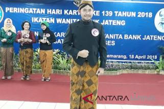IW Bank Jateng edukasi memwiru kain batik