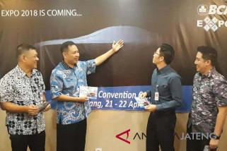 BCA Expo Semarang tawarkan kemudahan bagi nasabah
