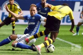 Schalke ditahan klub juru kunci Cologne 2-2