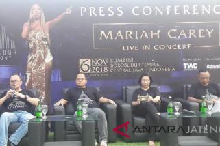 Borobudur tampilkan Mariah Carey untuk menarik wisman