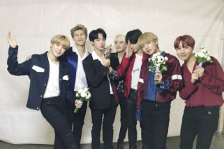 BTS lanjutkan tur dunia Agustus