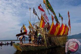 Lomba gasing dan sumpit Internasional meriahkan Festival Danau Sentarum