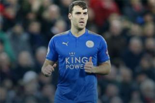 Cedera, gelandang Leicester James menepi hingga akhir musim