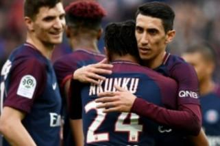 Ditahan St Etienne 1-1, PSG selangkah lagi juara Ligue 1