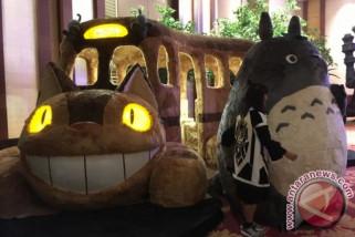 Dunia fantasi karya animator jadi kenyataan setelah dibuka taman bermain