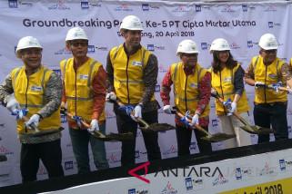 Mortar Utama bangun pabrik kelima di Semarang