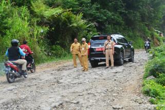 Bupati minta dana desa dioptimalkan untuk infrastruktur