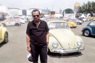 Jaksa Agung gemar mobil VW karena unik dan nyaman