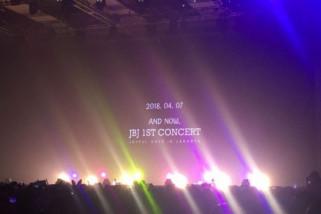JBJ hadirkan tawa hingga haru dalam konser perdana di Indonesia