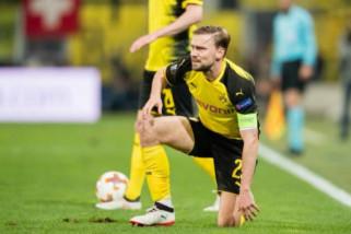 Tekuk Suttgart, Dortmund berpeluang lolos ke Liga Champions