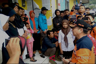 BNPB apresiasi penanganan darurat bencana gempa Banjarnegara (VIDEO)