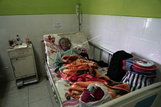 Korban luka gempa Banjarnegara