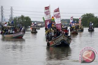 Festival Laut di Lampung ungkapan syukur nelayan kepada Tuhan