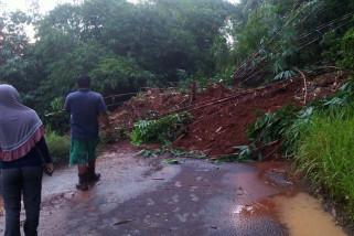 Banjir dan longsor landa sejumlah wilayah Cilacap