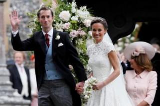 Kate Middleton senang dan bahagia tahu adiknya hamil