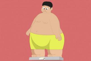 Penderita  obesitas lebih rentan kena diabetes