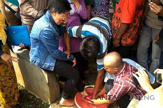 TKW Parinah akhirnya bertemu kembali dengan keluarga (VIDEO)
