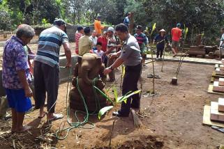 Warga Temanggung temukan Patung Ganesha yang hilang
