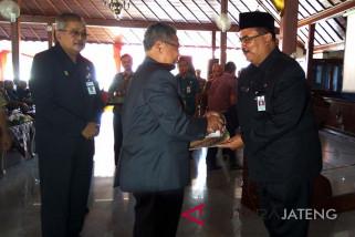 Wahyu Budi Saptono ditunjuk jadi Plh Bupati Banyumas