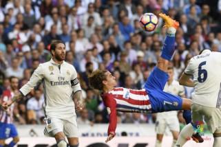 Simeone berharap Griezmann tetap bertahan di Atletico Madrid