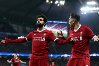 Bungkam Manchester City, Liverpool melaju ke semi final Liga Champions