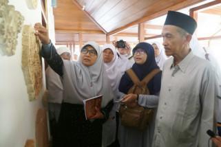 Perempuan PKS napak tilas perjuangan Ratu Kalinyamat di Jepara