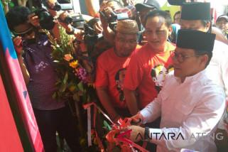 Ketua Umum PKB resmikan posko