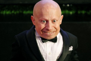 Verne Troyer pemeran film  Austin Powers tutup usia