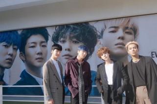 Boy grup WINNER melejit posisi nomor satu tangga streaming musik