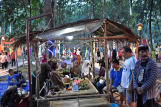 Pasar Semarangan Tinjomoyo bakal dibuka lagi
