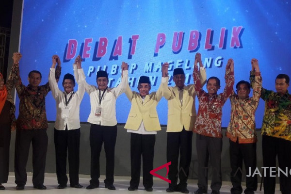 Borobudur jadi isu debat Pilbup Magelang