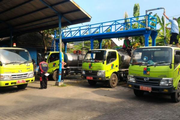 Warga masih keluhkan aliran air PDAM Semarang