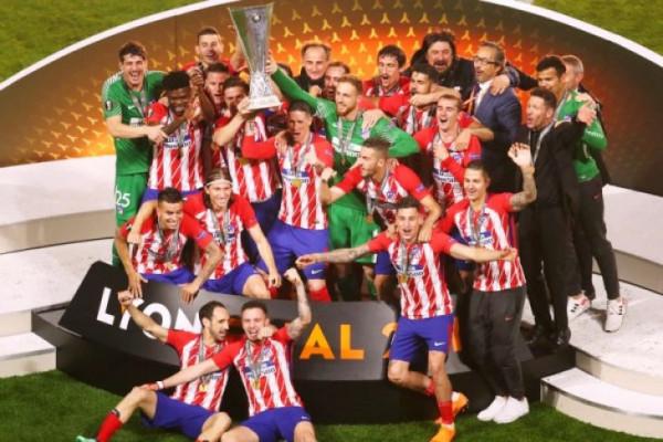 Atletico Madrid sepakat datangkan Lemar